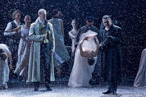 Eugene Onegin by Vakhtangov Theatre in HD Cinema
