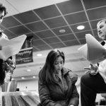 US, rehearsal at Logan Airport
