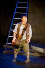 "Eduard Snitkovsky as Leporello in ""The Guest."""